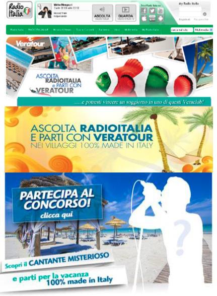 Veratour & Radio Italia